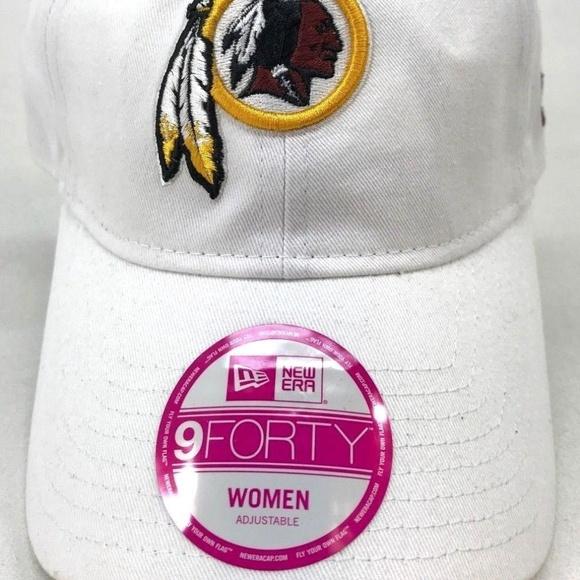 9cff0863b6d551 New Era Accessories   Womens Washington Redskins 9forty Cap   Poshmark